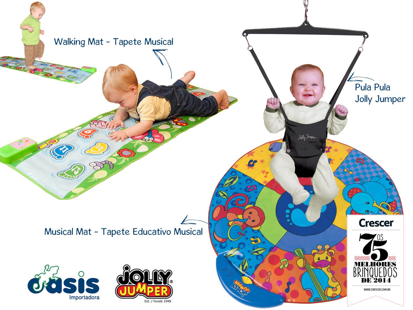 Oasis Importadora traz uma série de novidades em produtos para bebês para a Baby Bum