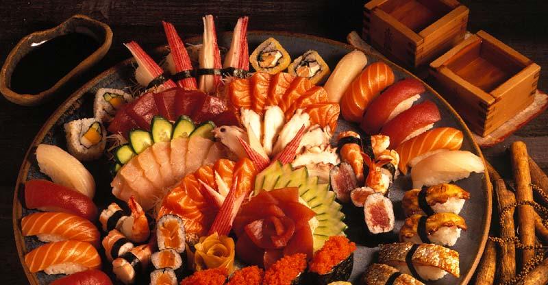 Nakombi: 18 anos de culinária japonesa