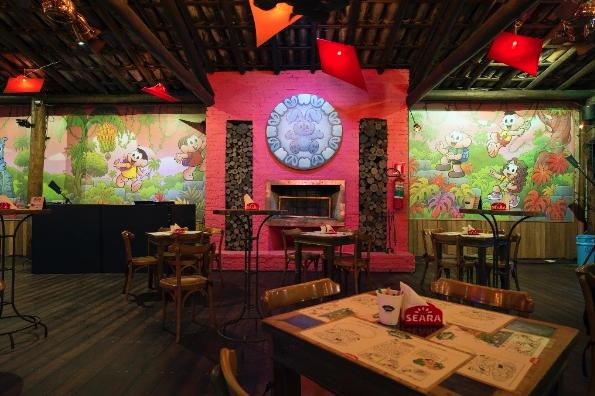 Dezembro na Chácara Turma da Mônica – Restaurante & Loja tem férias antecipadas com a Turminha ao vivo e preços especiais para as crianças