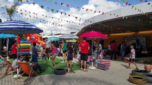 Muitas atividades gratuitas para todas as idades na Semana Mundial do Brincar 2016