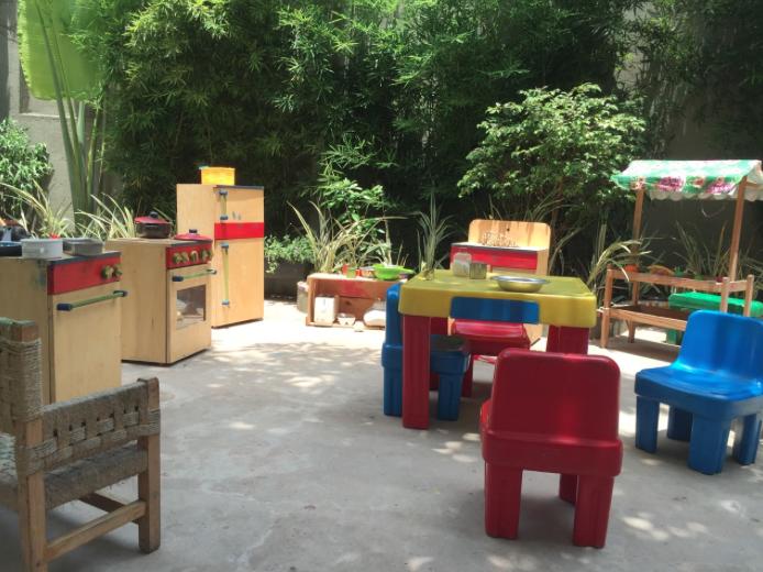 Durante as férias de julho, crianças aprendem e se divertem na Casa do Brincar