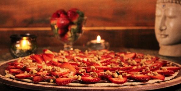 Pizzaria na Vila Madalena celebra o amor no Dia dos Namorados