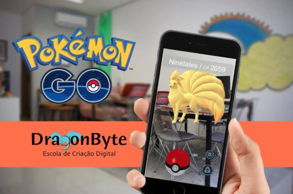 Escola de criação digital na Vila Madalena realiza oficina de Pokémon Go