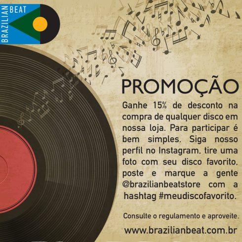 Promoção Brazilian Beat