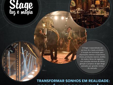 Stage Luz & Magia